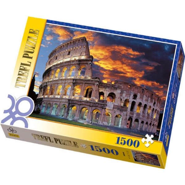 Puzzle Coloseumul 1500 pcs