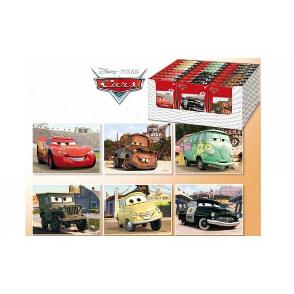Puzzle Disney Cars, 35 pcs. (6 mod.)