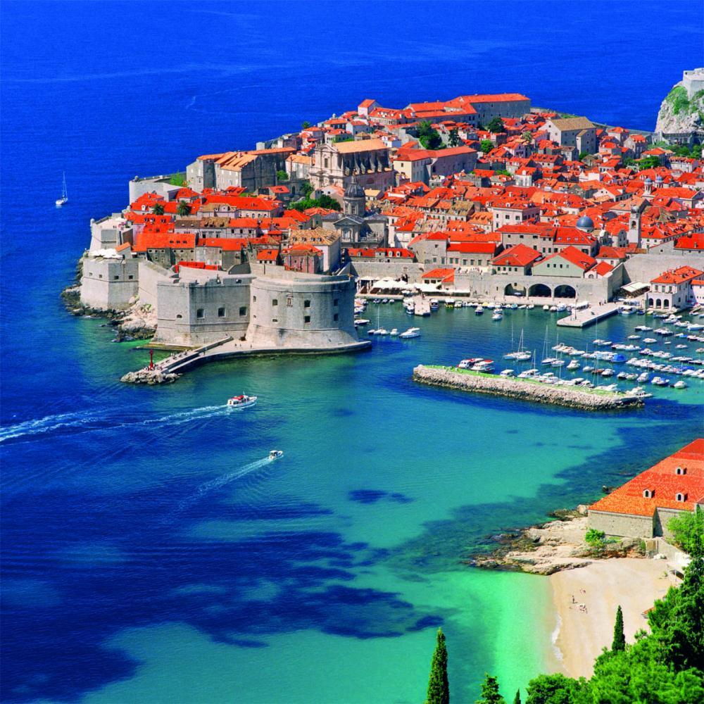 Puzzle Dubrovnik, 1111 piese