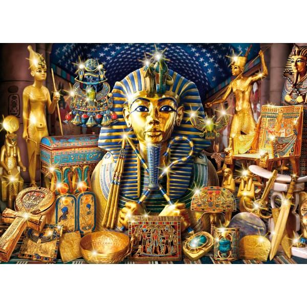 Puzzle Egipt, 1000 pcs.