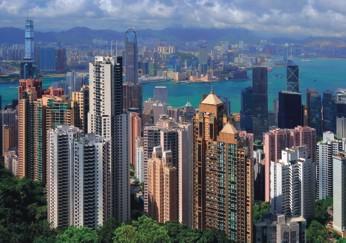 Puzzle Hong Kong 500 piese