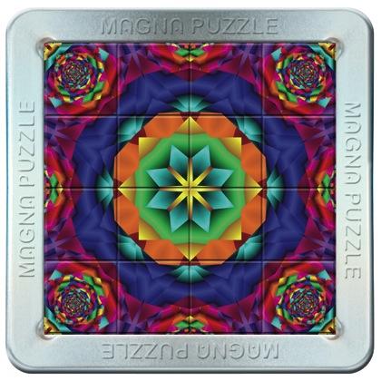 Puzzle iluzie optica
