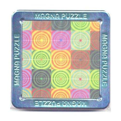 Puzzle iluzie optica Cercurile