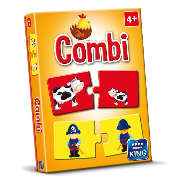 Puzzle joaca-te si invata Combi