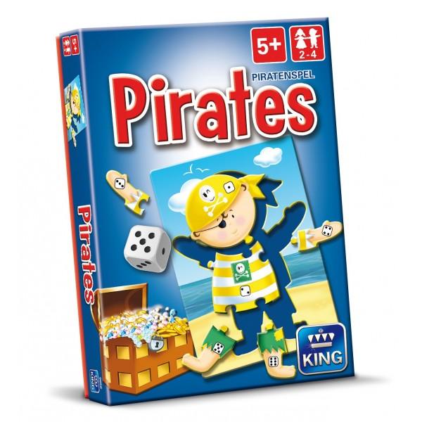 Puzzle joaca-te si invata Pirati