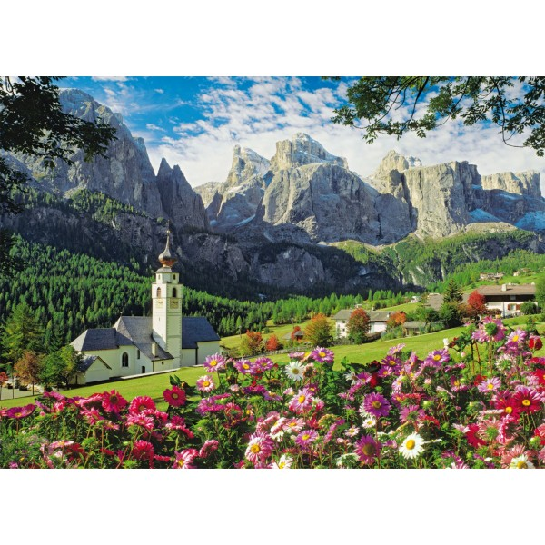 Puzzle M-tii Dolomiti, 1000 pcs.