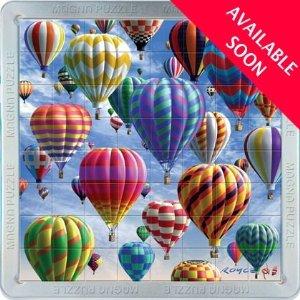 Puzzle magnetic 3D Baloane mici