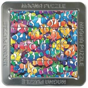 Puzzle magnetic 3D Clovnii pitici