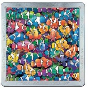 Puzzle magnetic 3D Peste