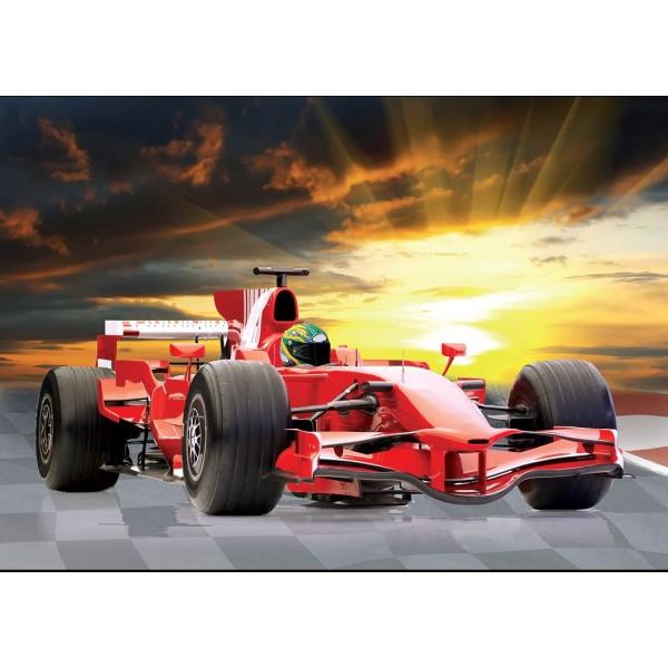 Puzzle Masina Formula 1, 250 piese