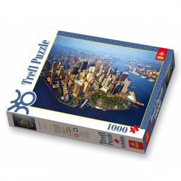 Puzzle New York, 1000 pcs.