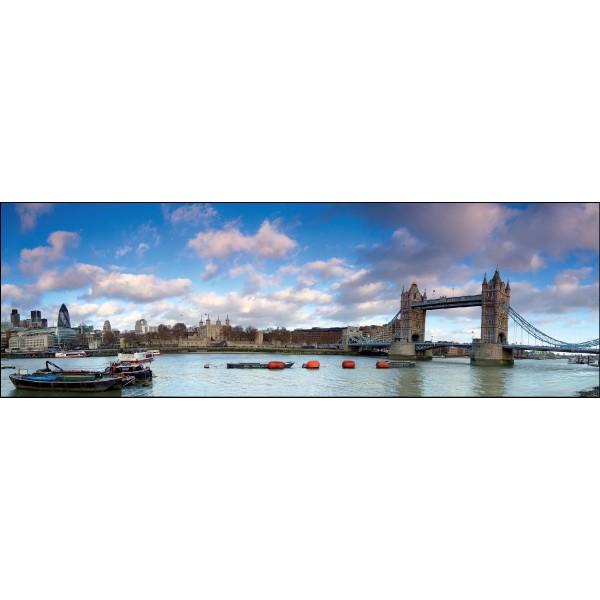 Puzzle panoramic Londra, 1000 piese