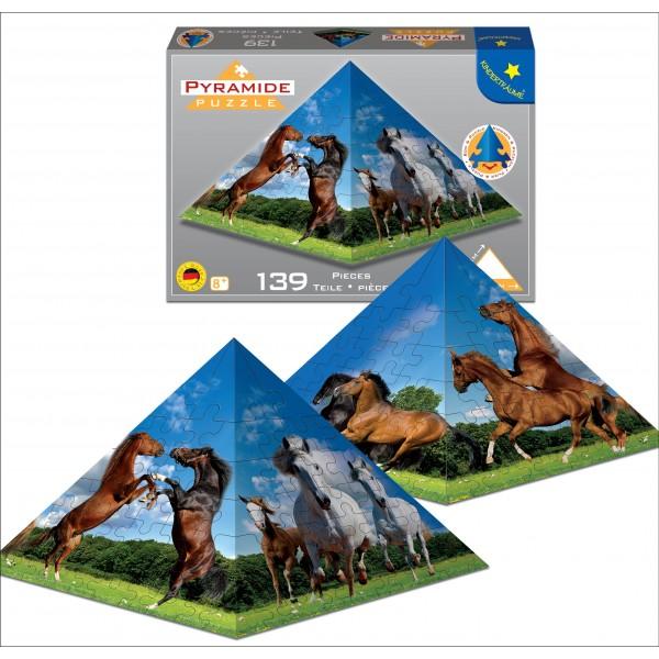 Puzzle Piramida Cai, 139 piese
