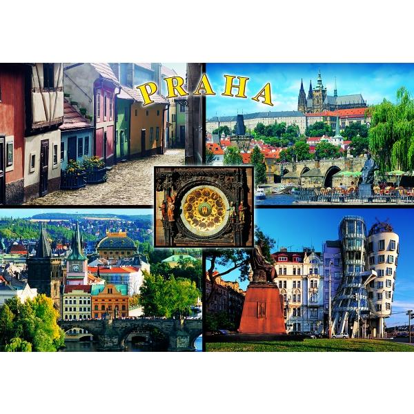Puzzle Praga, 1500 pcs.