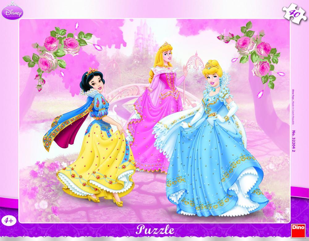 Puzzle Princess, 40 pcs.