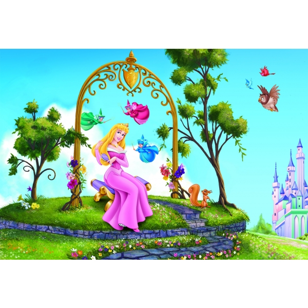 Puzzle Princess - Frumoasa Adormita, 24 pcs.