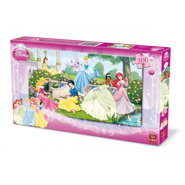Puzzle Printese Disney, 200 piese