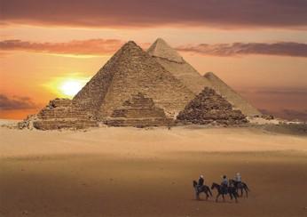 Puzzle Pyramids, 1500 piese