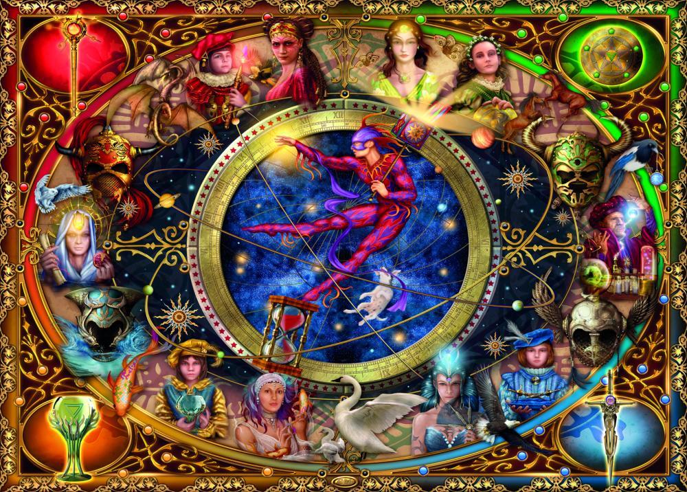 Puzzle Tarot, 3000 pcs