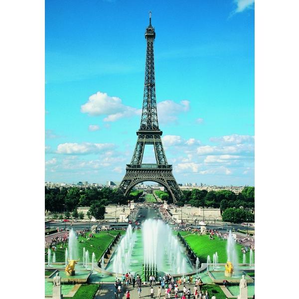 Puzzle Turnul Eiffel, 500 piese