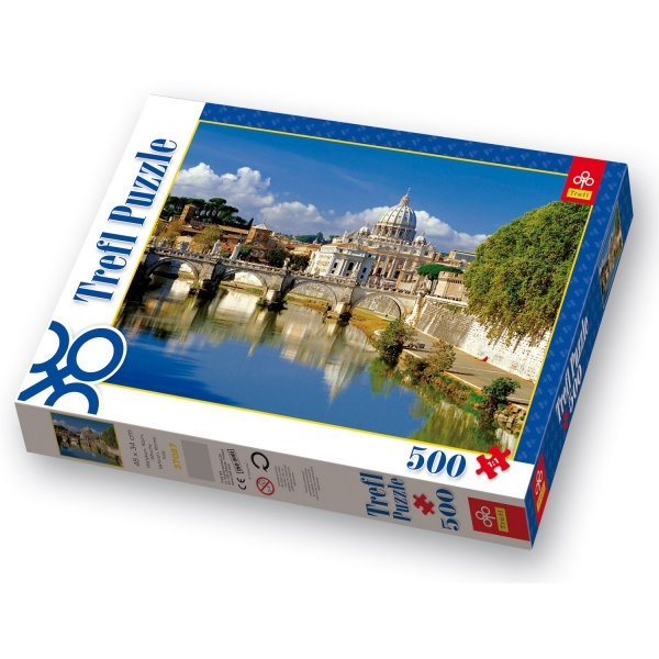 Puzzle Vatican, 500 piese