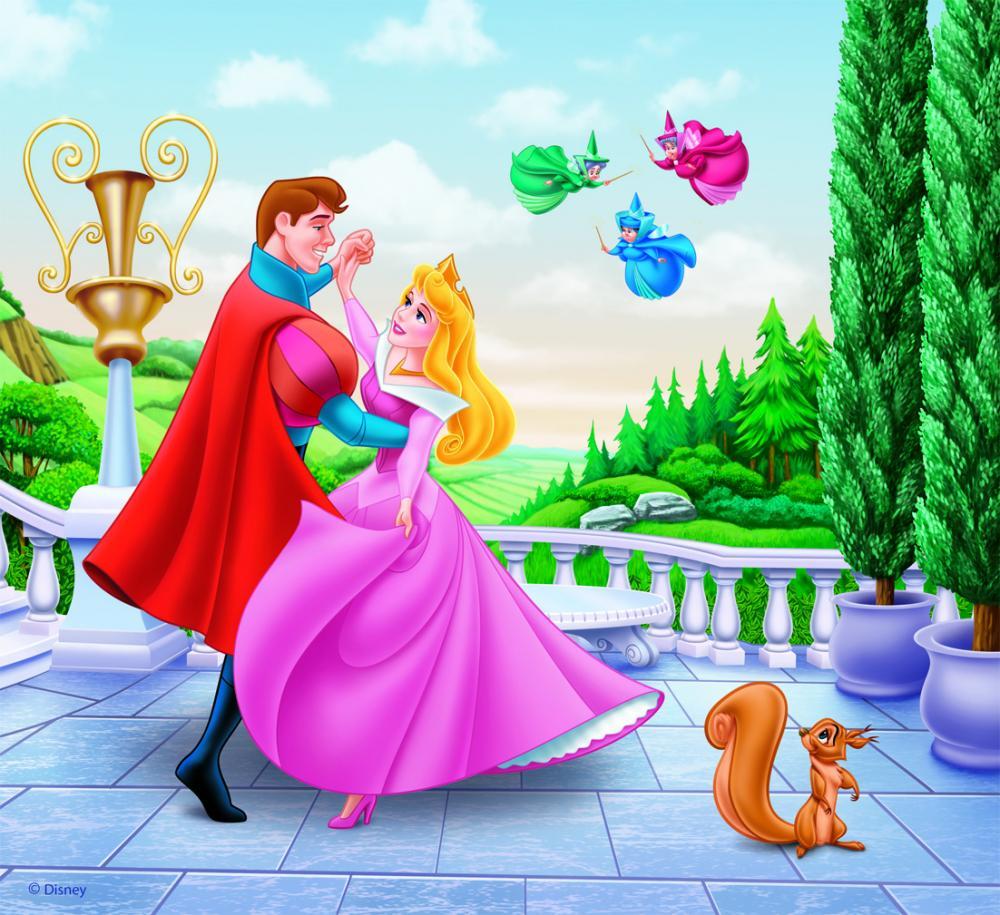 Puzzle Walt Disney, 60 pcs., 6 imagini