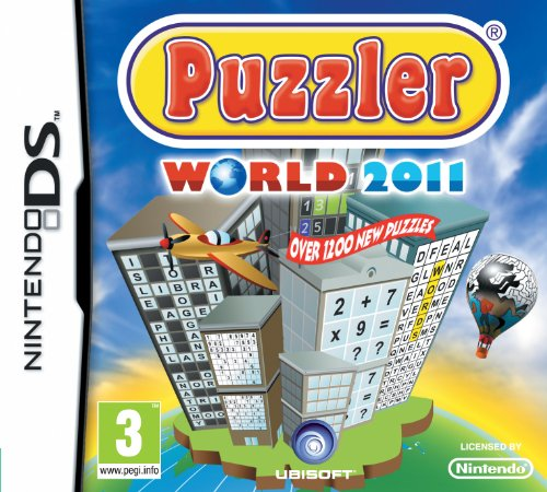 PUZZLER WORLD 2011 DS
