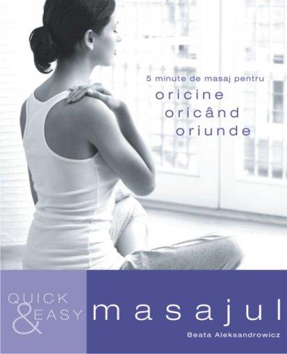 Quick and easy. Masajul - Beata Aleksandrowicz