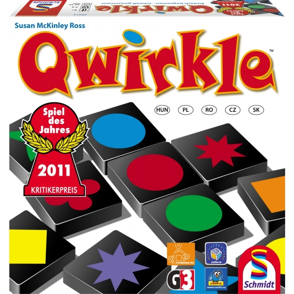 Qwirkle - joc de societate