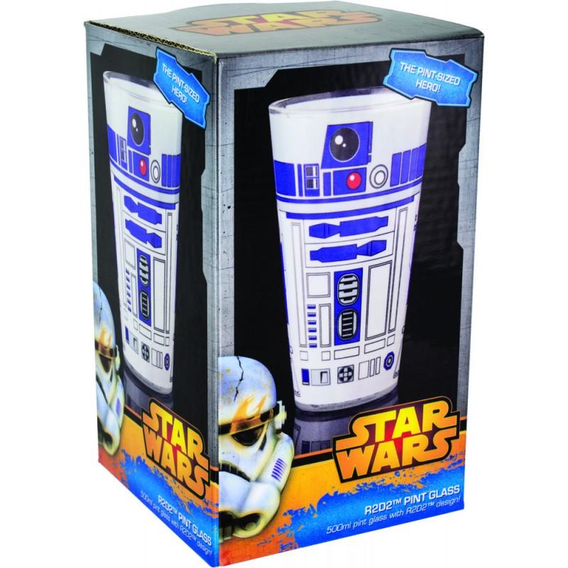 R2-D2 Pint Glass