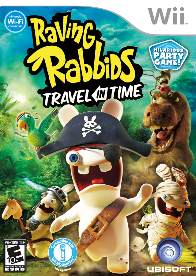 RABBIDS TRAVEL IN TIME COLLECTORS ED - WII