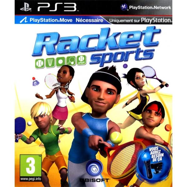 RACKET PS3 (MOVE) PS3