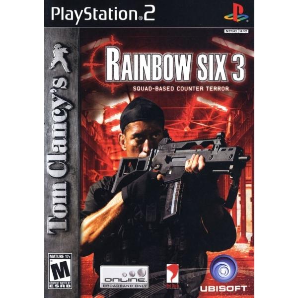 RAINBOW SIX 3 PS2
