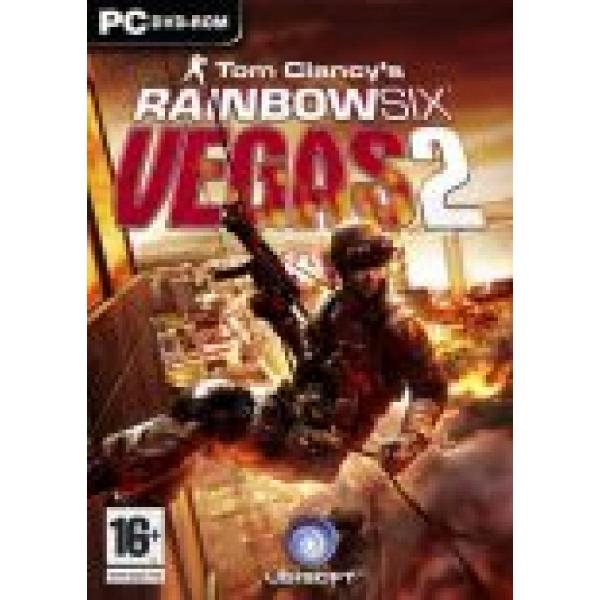 RAINBOW SIX VEGAS 2 PC