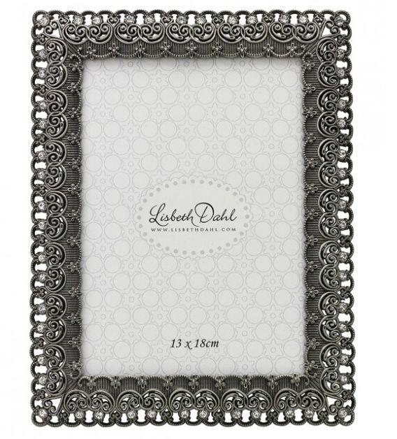 Rama foto Lisbeth Dahl,décor scoici Saint-Jacques,13x18cm,087