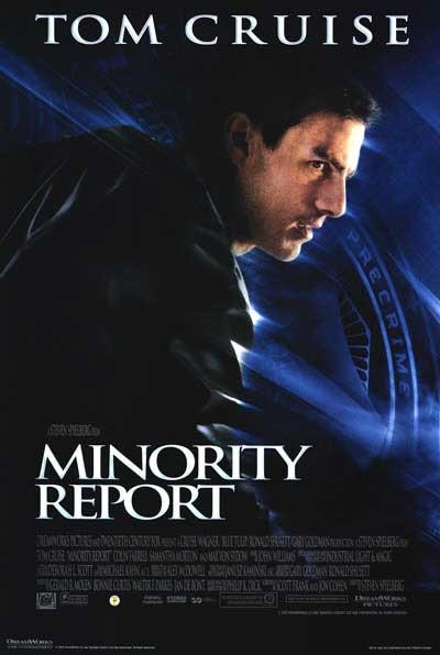 RAPORT SPECIAL MINORITY REPORT