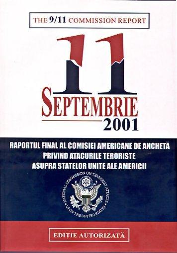 RAPORTUL COMISIEI 9/11 .