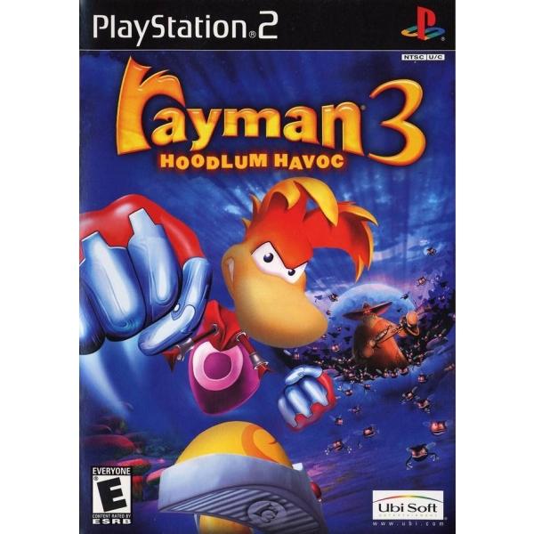 RAYMAN 3:HOODLUM PS2