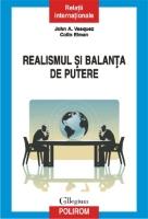 REALISMUL SI BALANTA DE PUTERE