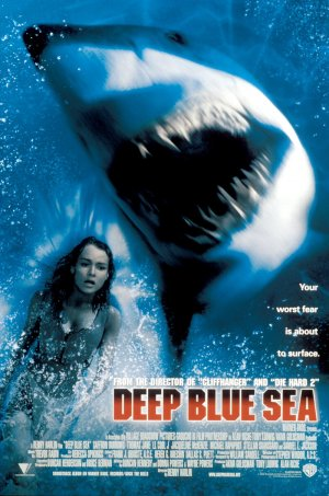 RECHINII UCIGASI (BR) DEEP BLUE SEA (BR)