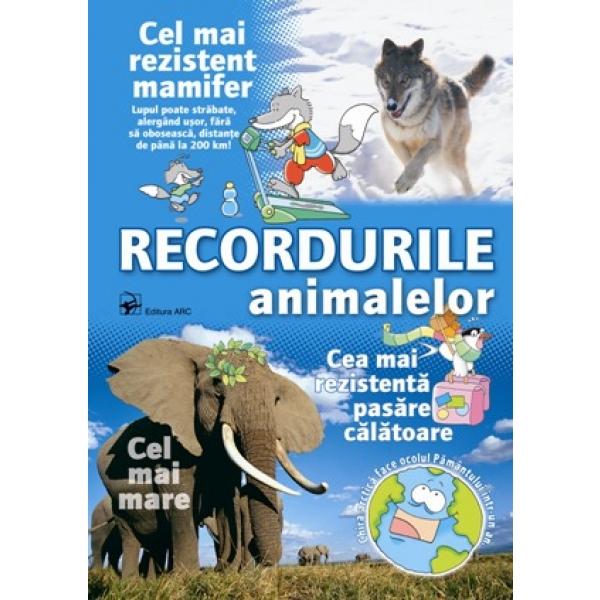 Recordurile animalelor, Genevieve de Becker