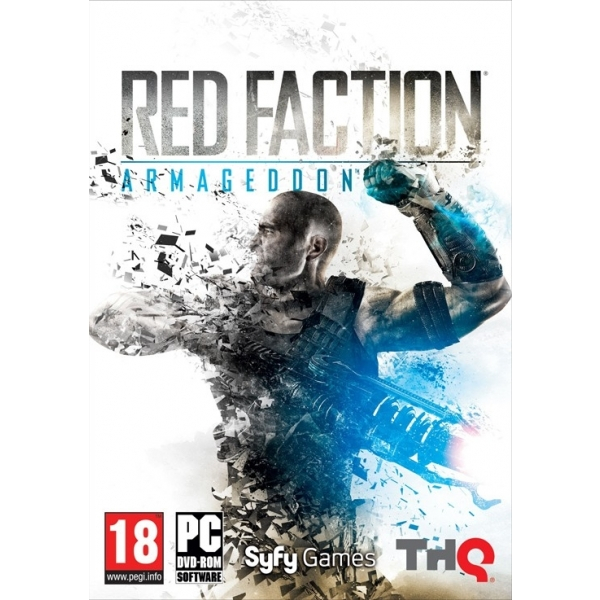 RED FACTION ARMAGEDDON - PC