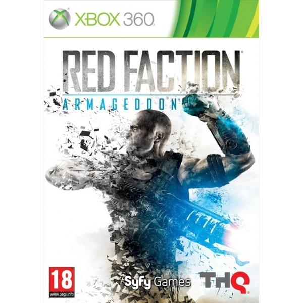 RED FACTION ARMAGEDDON - XBOX360