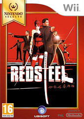RED STEEL (NINTENDO SELECTS) - WII