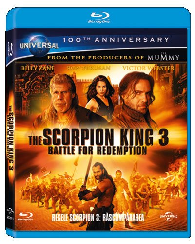 SCORPION KING 3 -REGELE SCORPION 3