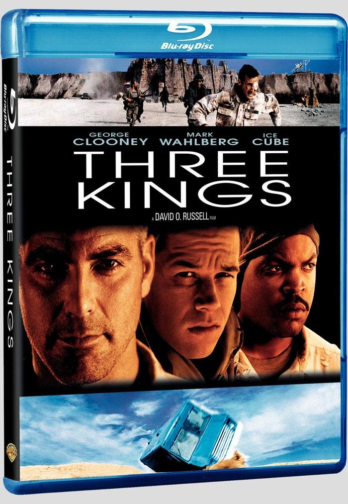 REGII DESERTULUI (BR) THREE KINGS (BR)