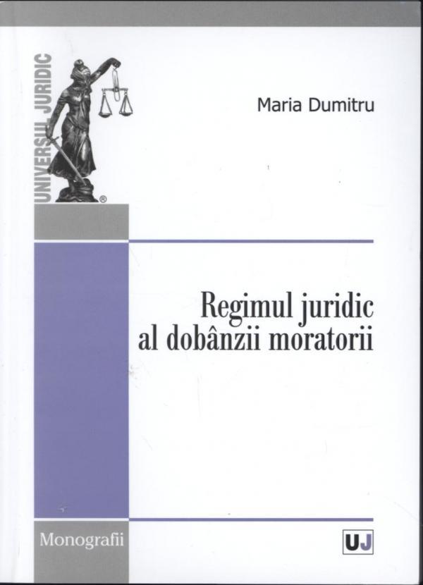 REGIMUL JURIDIC AL DOBANZII MORATORII