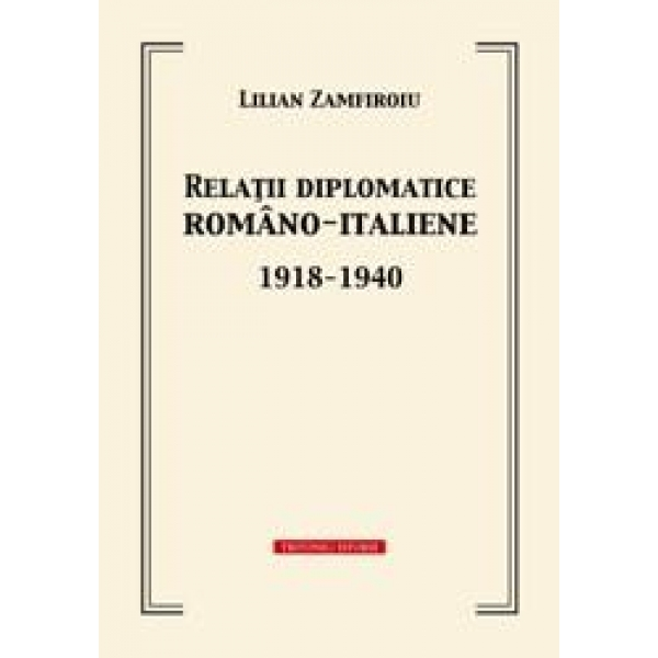Relatiile diplomatice romano-italiene