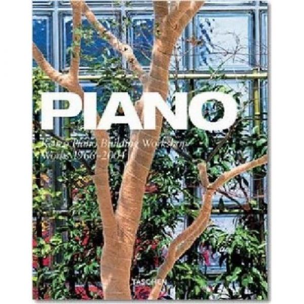 Renzo Piano, Philip Jodidio