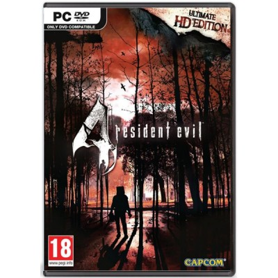 RESIDENT EVIL 4 ULTIMATE HD EDTION - PC